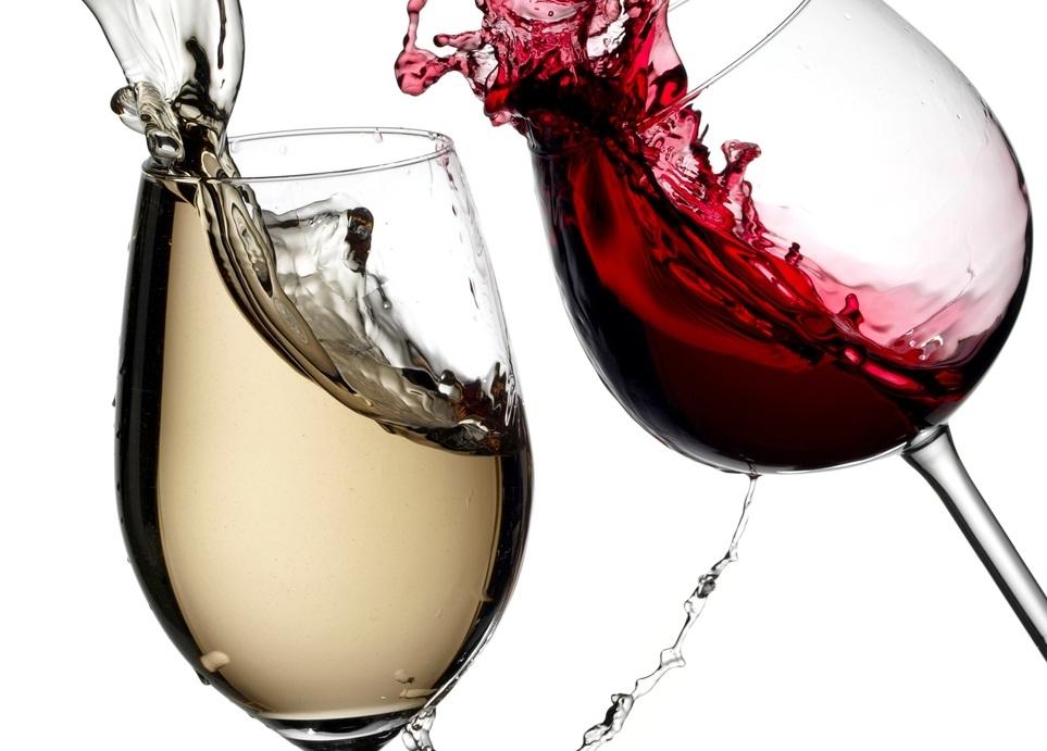 Мешать белое и красное вино